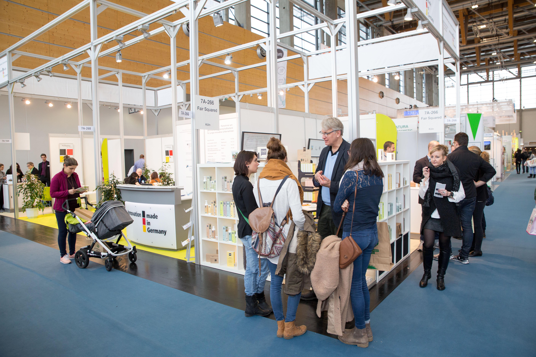 Innovative junge Unternehmen auf der VIVANESS in Nürnberg