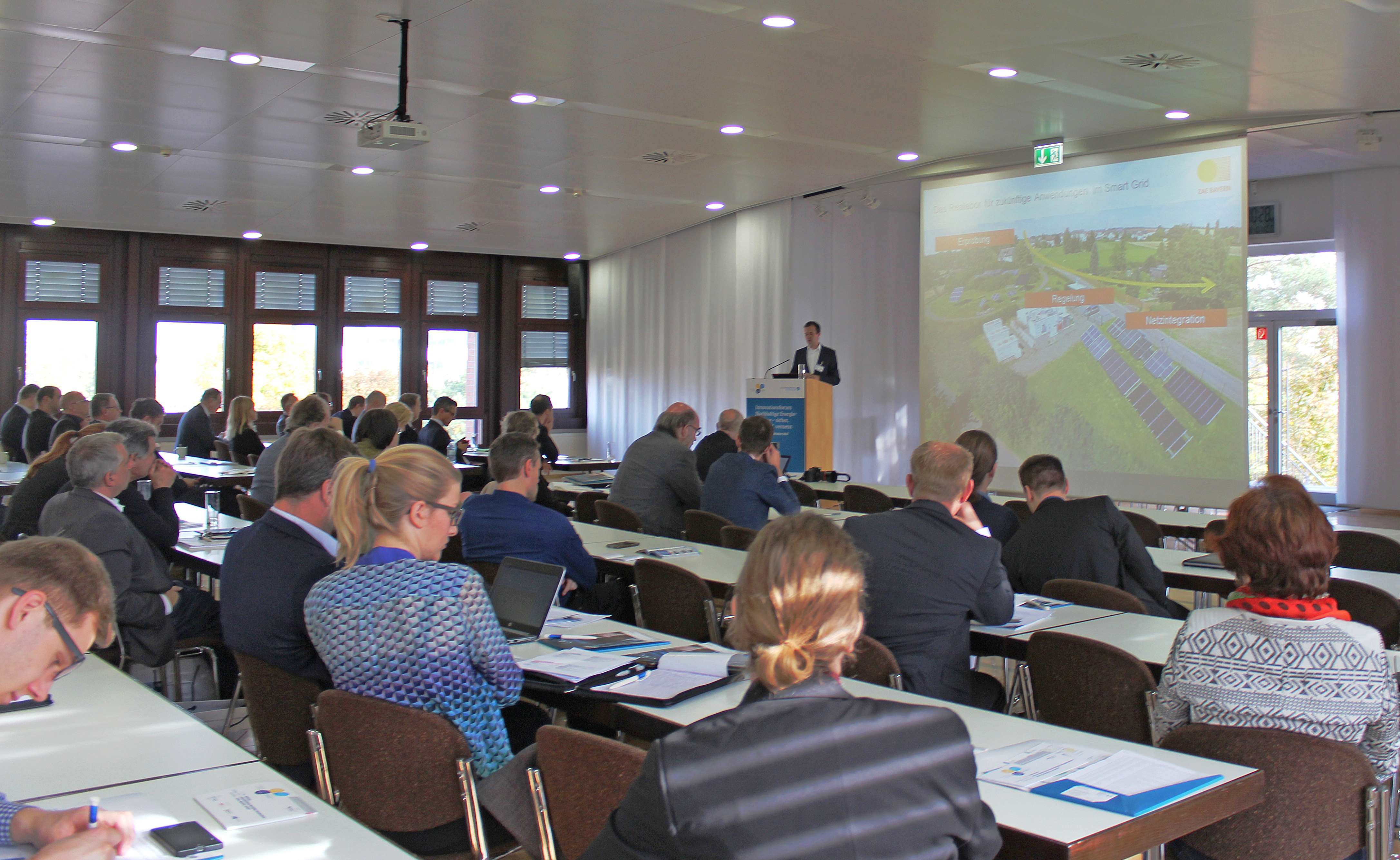 Nachhaltige Energiesysteme - Konferenz in Nürnberg