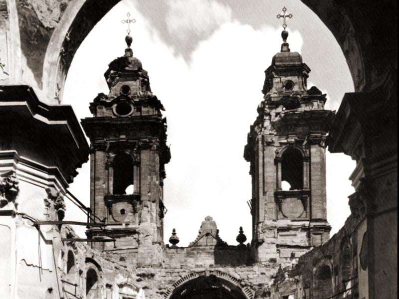 St. Egidien, eine historische Kulisse für die ION © ION